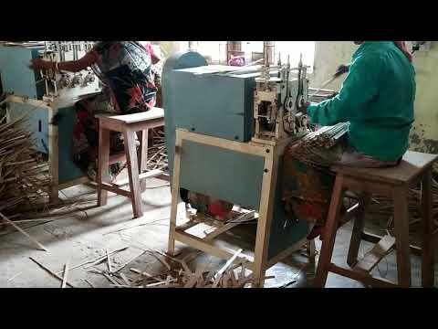 Bamboo Sliver Slice Making Machine
