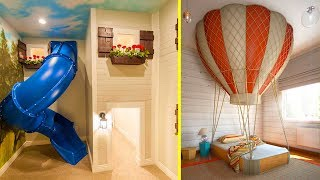 Ideas That Can Turn Your House Into Every Kid's Dream Place