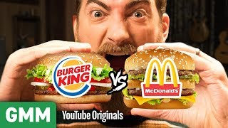 Big Mac vs Whopper: Which Is Healthier?