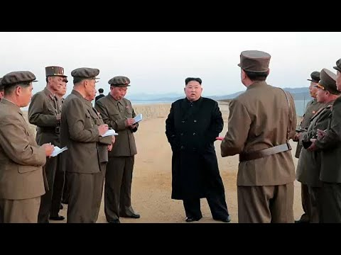 Δοκιμή νέου «τακτικού» όπλου από τη Βόρεια Κορέα