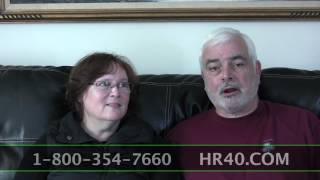 Dana & Diane - Windows Testimonial