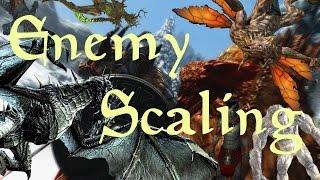 ELDER SCROLLS 6  - Enemy Level Scaling