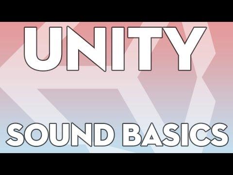 Unity Tutorials - Beginner 10 - Sound Basics - Unity3DStudent.com