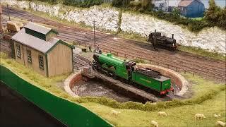 Wigan Model Railway Exhibition 2017 Part 4