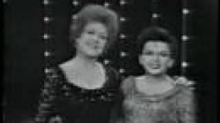 Judy Garland and Ethel Merman