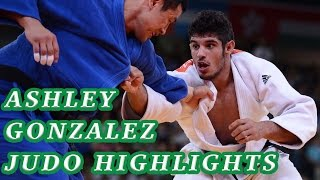 ashley gonzalez judo highlights 2015