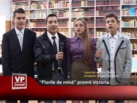"""""""Florile de mină"""" promit victoria"""