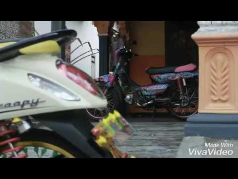 Video Modifikasi scoopy fi thailook pemula standart harian