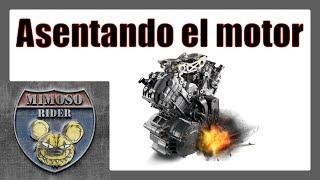 Como Asentar El Motor De Tu Moto