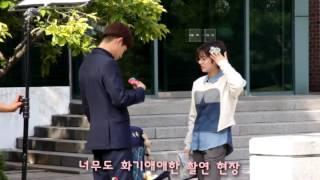 Jung So Min 정소민 & Lee Joon 이준 (Behind the Scenes)