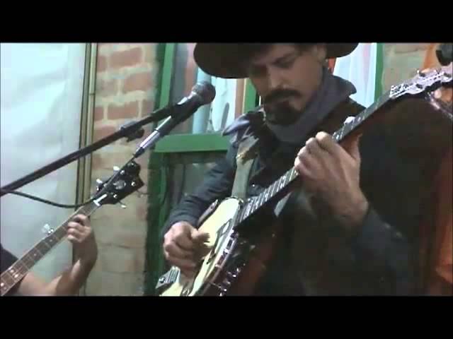 Festa na Roça - Mario Zan - Bluegrass style - Folk Brazilian Music - Banjo 5 string
