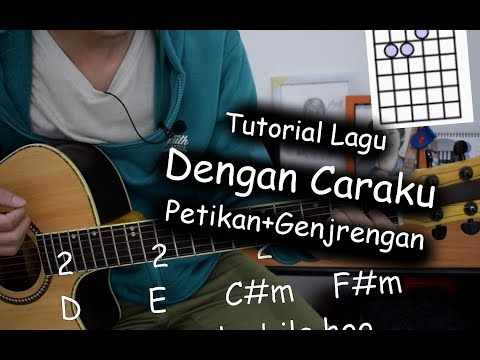 , title : 'Belajar Gitar (Dengan Caraku - Arsy Widianto ft Brisia Jodie)'