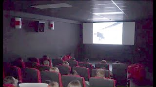 В Усть-Илимске открылся новый кинотеатр