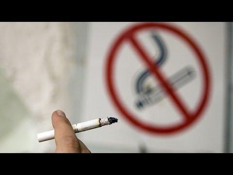 Как работает закон о запрете курения? Утро с Губернией. GuberniaTV
