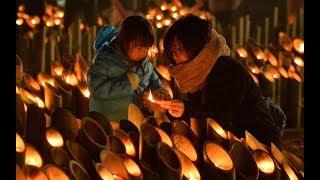 阪神大震災・各地で鎮魂の祈り