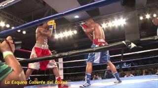 Sulivan Barrera vs Joel Godfrey