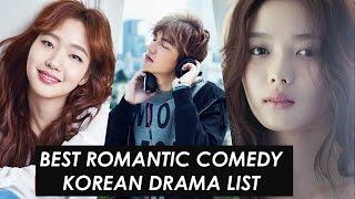 MY BEST KOREAN DRAMA SERIES  GENRE  ROMANTIC COMEDY DRAMA  TOP 40 LIST  PART  1