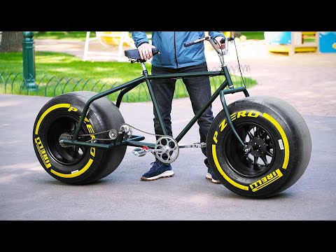 How to Make Fatbike