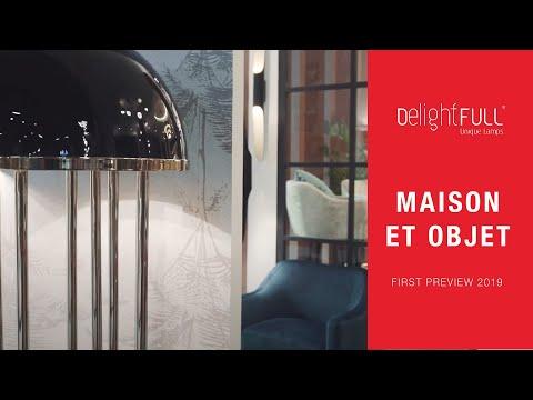 DelightFULL FIrst Preview at Maison et Objet 2019