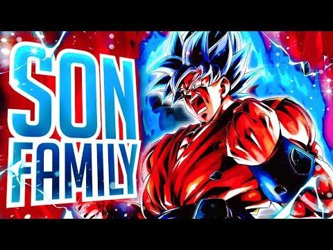 UNLEASHING SSBKK GOKU'S HIDDEN POWER! Dragon Ball DB Legends