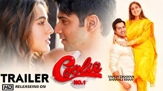 Coolie No.1 Trailer & Teaser Varun Dhawan Saraali Khan Bollywood Movie Update #varundhawan #saraali