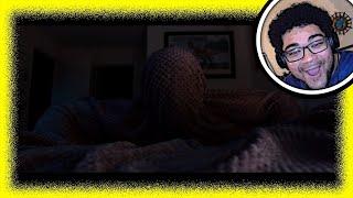 DON'T PEEK - Animal Crossing Horror Short by Julian Terry (REACTION VIDEO)