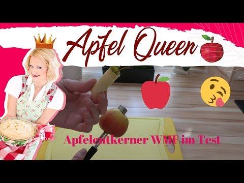 Apfelausstecher WMF 🍏 im Test |Apfelkernausstecher, Apfelentkerner