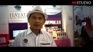 preview picture of video 'Promosi Hayat Acai Berry @ PIHEC 2013'