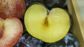 It's a Stone Fruit Trifecta!