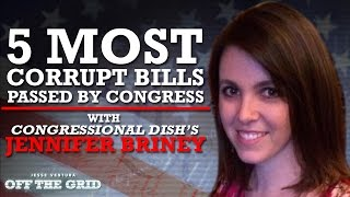 5 Most Corrupt Bills Passed by Congress With Jennifer Video