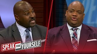 Whitlock and Wiley disagree on if the Saints are being sore losers | NFL | SPEAK FOR YOURSELF