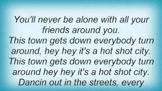 Krokus - Hot Shot City Lyrics