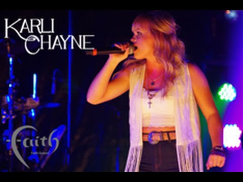 Karli Chayne with Gary Allan and Friends