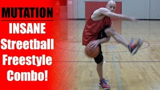 Mutation - INSANE Streetball Freestyle Move! How To: Streetball Tricks Tutorial