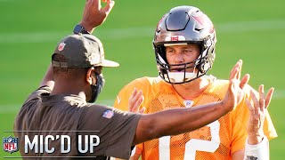 """2020 NFL Training Camp Mic'd Up! """"No one calls you that bro"""""""