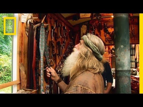 A Visit to the Leather Maker | The Legend of Mick Dodge thumbnail