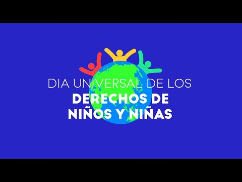 Acto institucional 20N Día Universal de los Derechos de Niñas y Niños