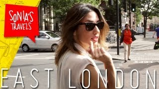 Travel London: East End - Shoreditch