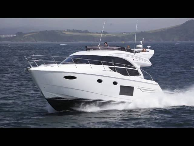 Princess 49 review | Motor Boat & Yachting