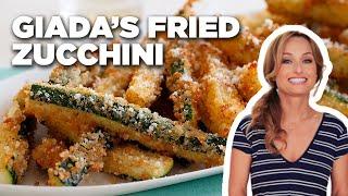 Crispy Fried Zucchini With Giada De Laurentiis | Food Network