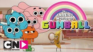 Удивительный мир Гамбола | Как рыба в воде | Cartoon Network