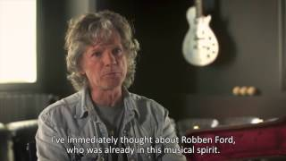"""The Making of """"Lost In Paris Blues Band"""" - Part 1"""