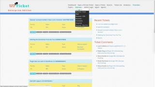 Categorize and tags support tickets for better searches
