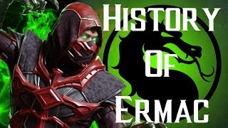 History Of Ermac Mortal Kombat REMASTERED
