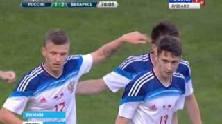 Блестящий дебют кузбассовца в сборной России