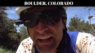 Worst Retirement Ever Riding Video - Phil vs. Boulder, Colorado - NCAR