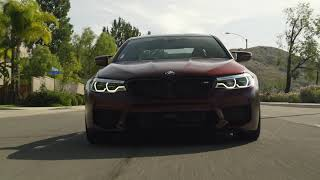 REMUS Cat-Back Exhaust for BMW F90 M5