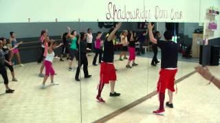 Te Quiero A Ti - Kumbia Kings - Cumbia Dance Fitness w/ Bradley - Crazy Sock TV