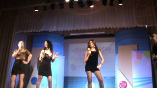 Районный фестиваль КВН, Клецк, 28.02.2015 года