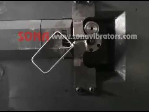 D-4 Automatic Rebar Stirrup Bender Machine